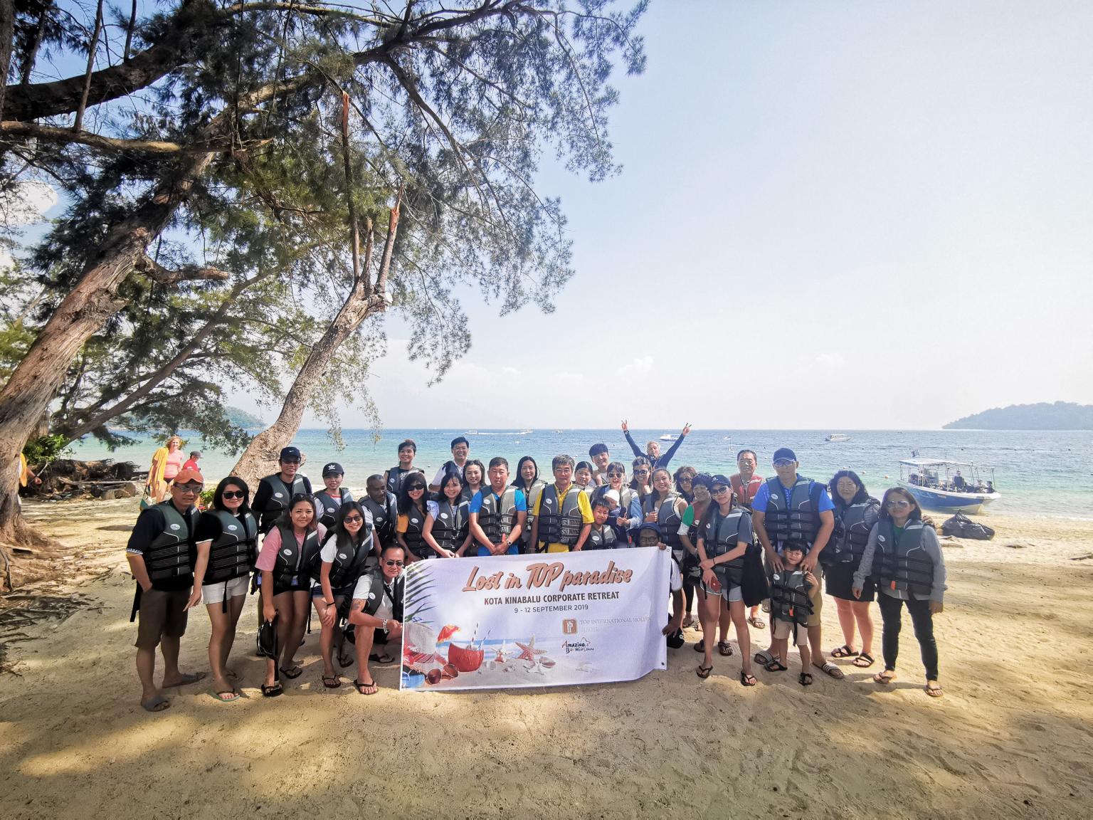 2019 Company Retreat — Kota Kinabalu, Malaysia