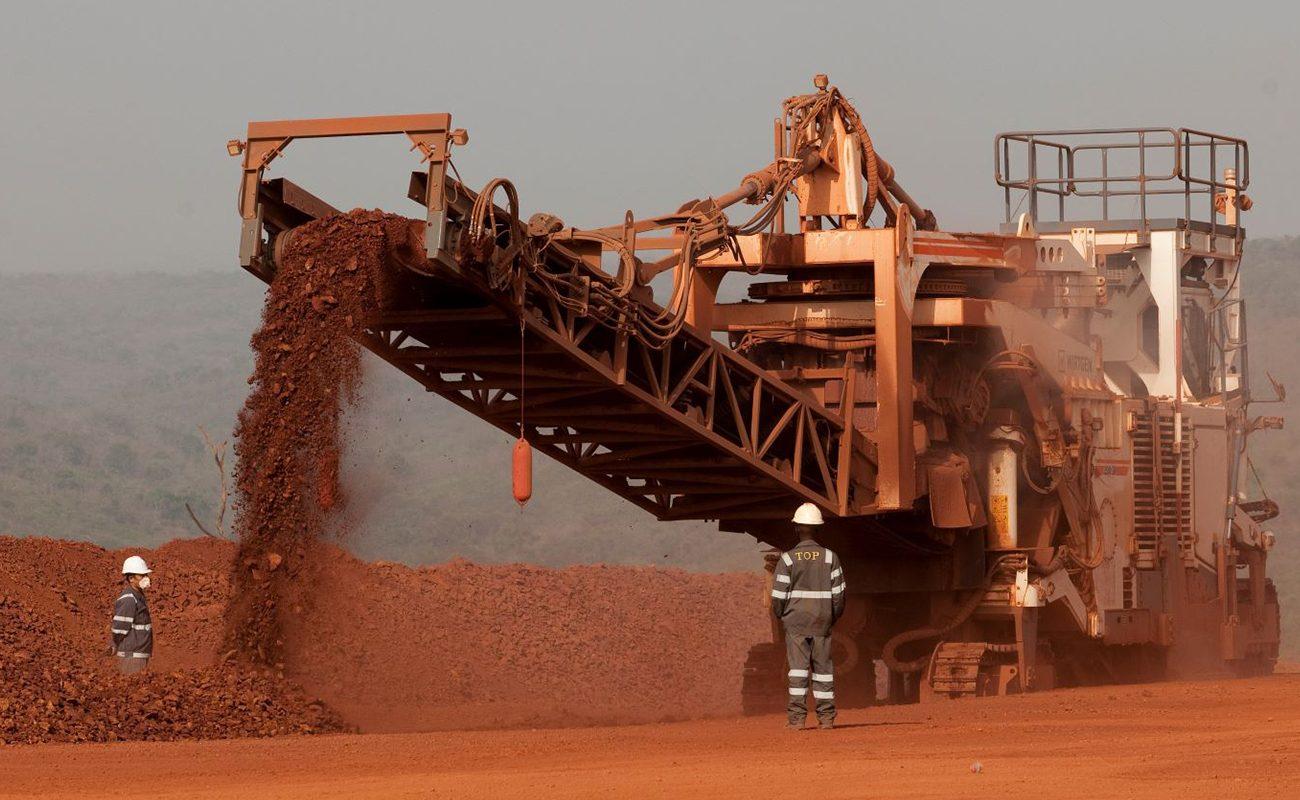 Digging deep in West Africa