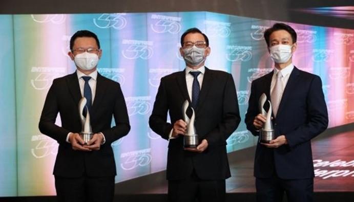 Raduga takes top spot in E50 Awards 2020